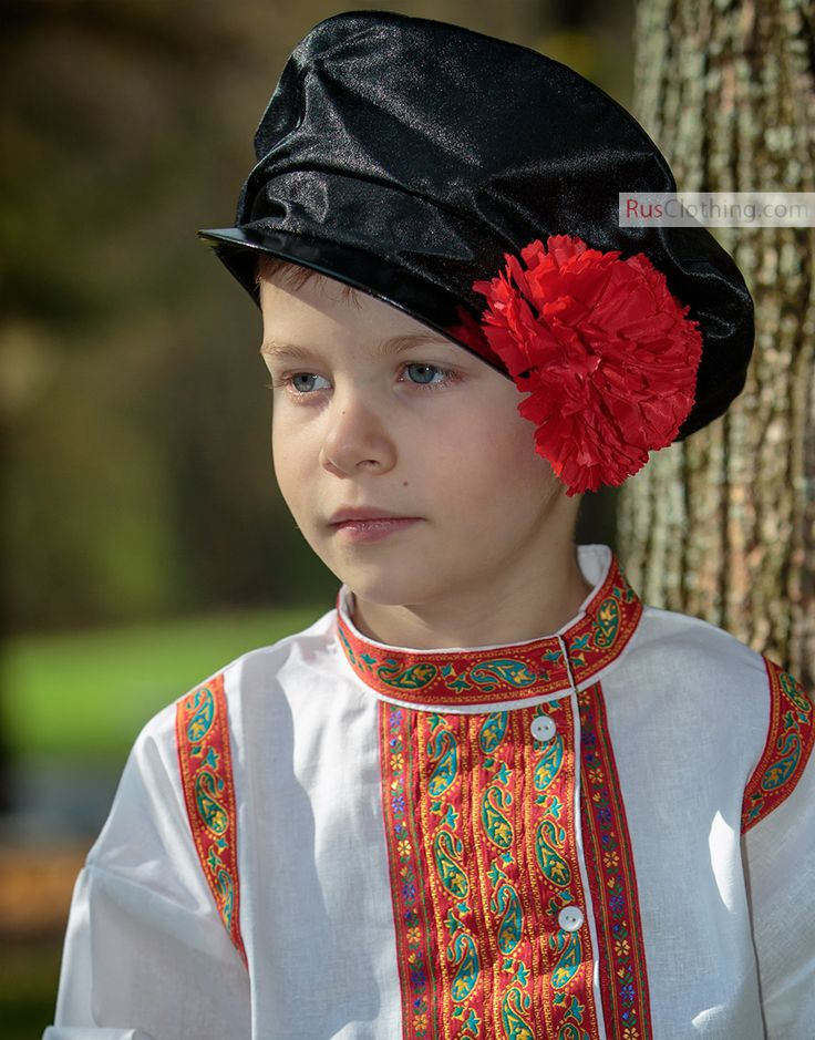 Kartuz hat for boy | RusClothing.com