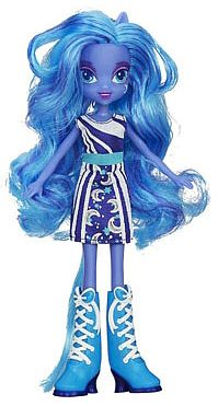 my little pony equestria girls dolls - Luna