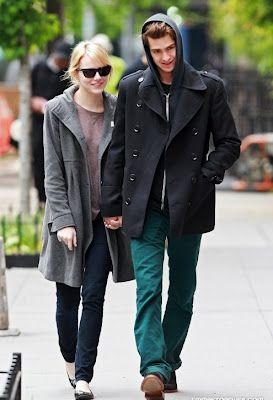 emma stone street style | For Style Crush: Emma Stone | Pinterest