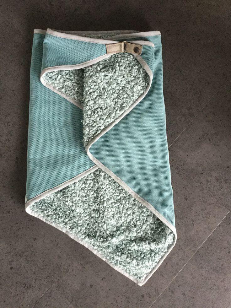 Asymmetrische shawl