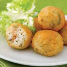 Platos Latinos, Blog de Recetas, Receta de Cocina Tipica, Comida Tipica, Postres Latinos: Croquetas de Arroz, Recetas de Cocina Costarricenses