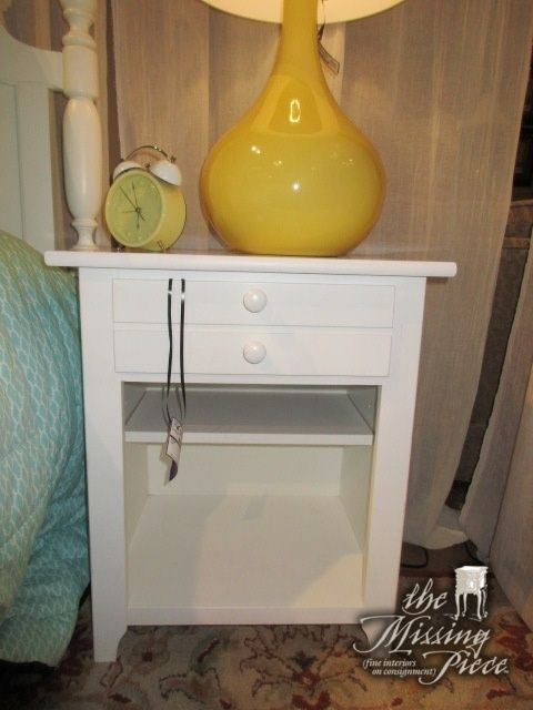 Stanley one drawer nightstand in white  Simple  but attractive look  21 quot wide. 17 Best ideas about Wide Chest Of Drawers on Pinterest   Diy chest