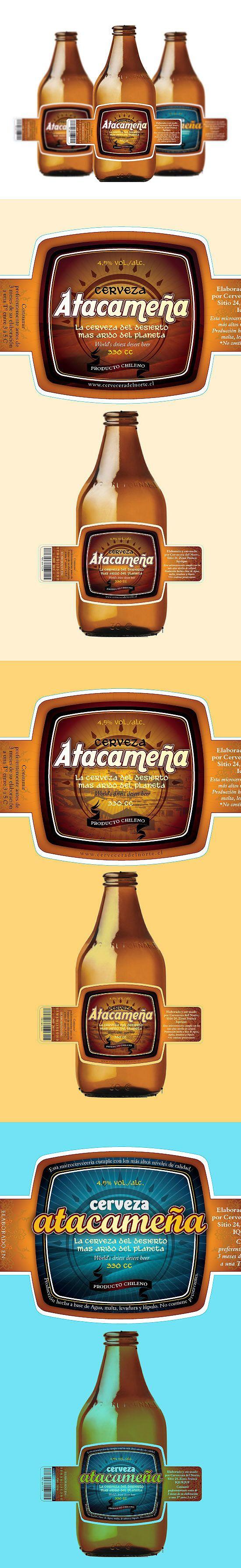 2010 / Atacameña Bear on Behance