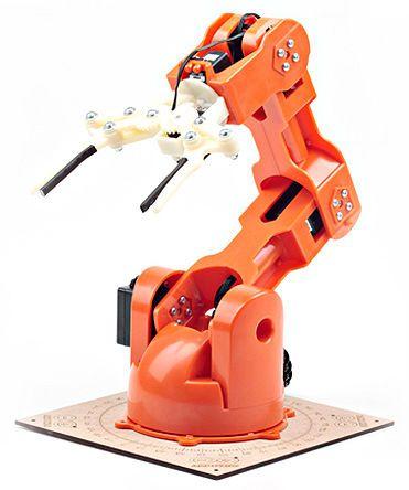 Comprar Tinkerkit Braccio Arduino Robotic Arm