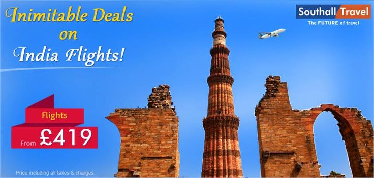 Southall Travel Cheap Flights India
