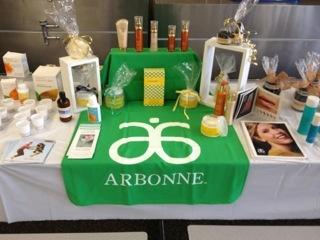great vendor display idea great table display