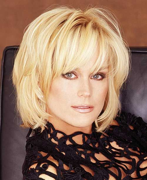30 Short Layered Haircuts 2014 – 2015 – Latest Bob HairStyles