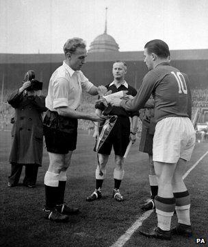 England v Hungary - a football match that started a revolution
