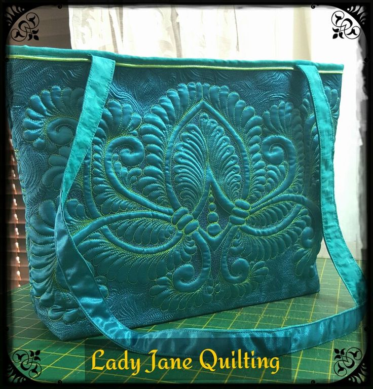 Telene Jeffrey- Lady Jane Quilting