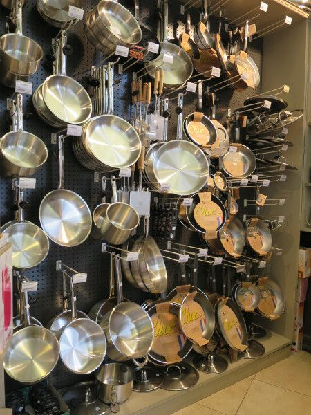 The best food and cookware stores in Paris