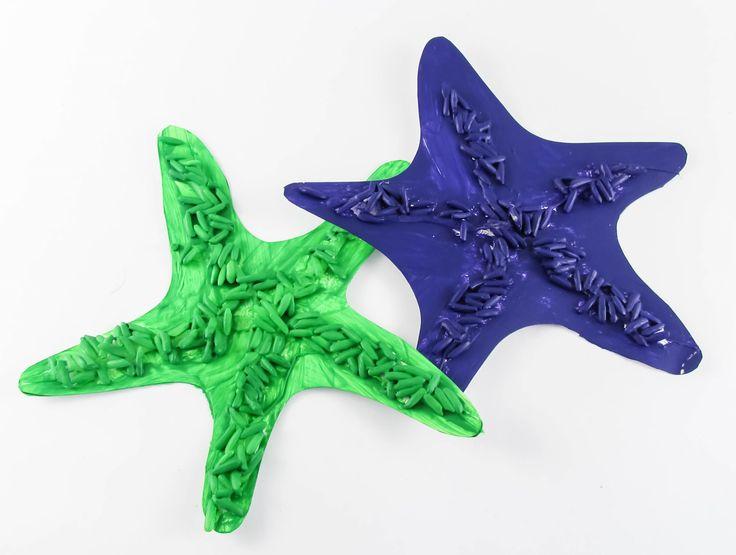 Rice starfish
