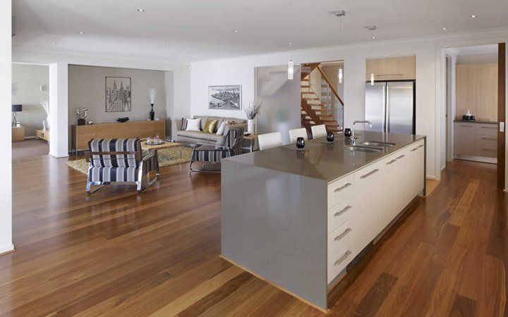 Franklin Kitchen and Family 1, New Home Designs - Metricon