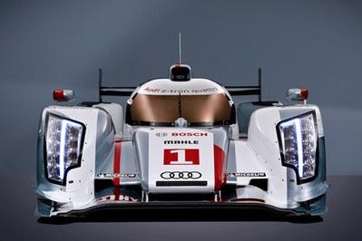 Audi R18 e-tron quattro : hybride et transmission intégrale pour gagner Le Mans   le blog auto
