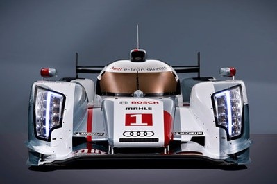 Audi R18 e-tron quattro : hybride et transmission intégrale pour gagner Le Mans | le blog auto