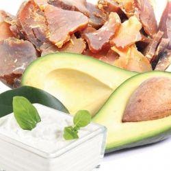 biltong, avo & feta salad w/ tzatziki dressing