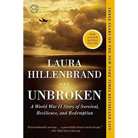 Amazon.com: unbroken by laura hillenbrand: Books