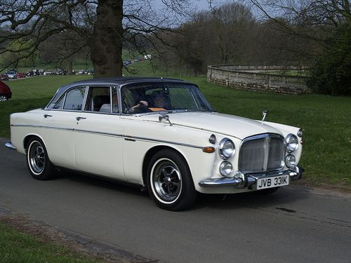 Rover 3.5 P5 Classic Car - 1971 | Flickr - Photo Sharing!