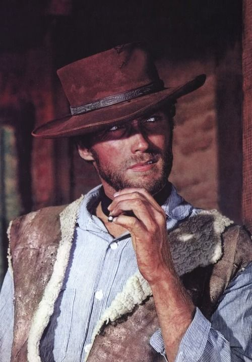 Inspiration for Sweet Talk & Good Lies | Clint Eastwood in The Good, the Bad and the Ugly