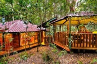 "Mouse House Rainforest Chalets: ""Snow White    Gold Coast, Australia"