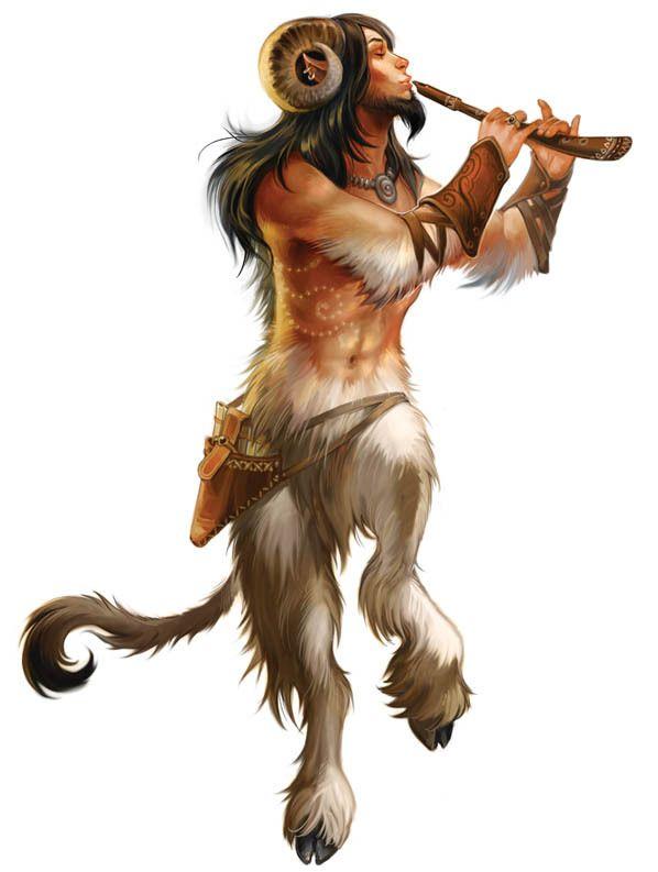 Fauno (en latín Faunus, 'el favorecedor' —de favere— o quizá 'el portador' —de fari—) era, en la mitología romana, una de las divinidades más populares y antiguas, los di indigetes; identificado con el griego Pan debido a la similitud de sus atributos.