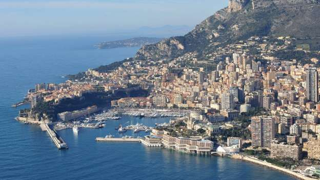 Most inhabitants per square kilometer  Second smallest state after the Vatican is the Principality of Monaco, with an area of 1.95 square kilometers. One square kilometers there are about 16,600 people, which makes for Monaco's most densely populated country in the world.