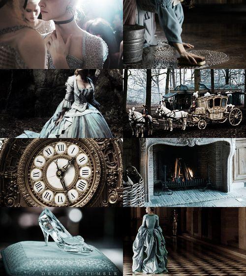 Ladies of Disney → Cinderella