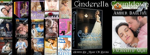 Magic of Books Promotions' Books Blog: Cinderella's Enchanted Night