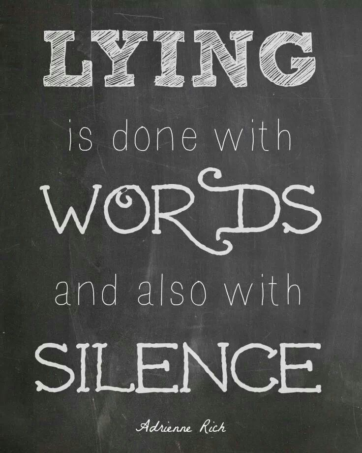Dishonesty Quotes: 25+ Best Relationship Lies Quotes On Pinterest