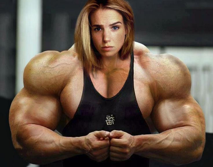 Female Teen Muscle 73
