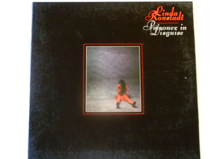 """Linda Ronstadt - Prison in Disguise - """"Tracks of My Tears"""" Country Rock - Original Asylum Records 1975 - Vintage Gatefold Vinyl Record Album by notesfromtheattic on Etsy"""
