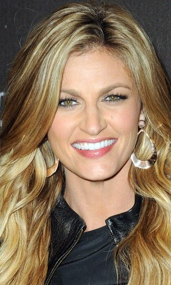 Erin Andrews Dishes on Style, Dating, and Staying In Shape #fitness #beauty #celeb