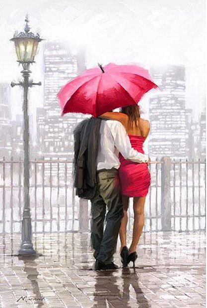 Картинки с парами влюбленными