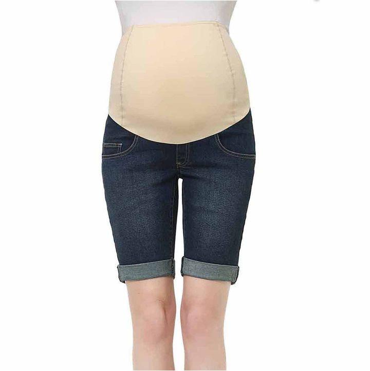GLOW AND GROW Glow & Grow Maternity Shorts - Maternity