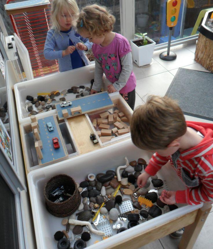 Exploring Transport @ New Horizons Preschool