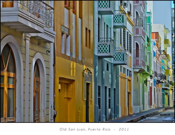 san juan Puerto Rico  | Old San Juan, Puerto Rico | Where I want to go