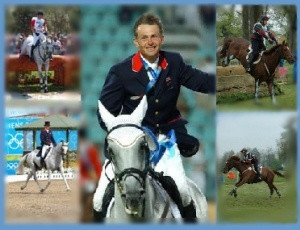Leslie Law - Equestrian  Athens 2004 - Individual Eventing