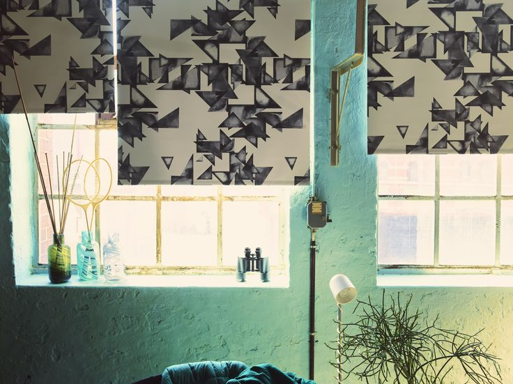 IKEA PS 2017 block-out roller blind, $29.99