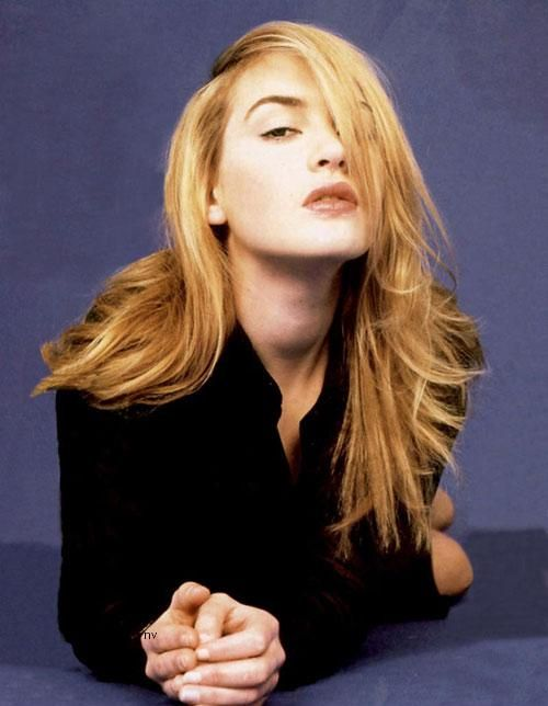 Kate Winslet. °  Strawberry blonde = fairest of ginger reds!