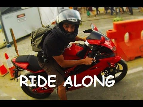 ride along with me a I ride along though Perth western Australia checking out cool car and bikes