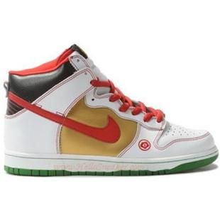 Christmas gift Top Value Nike Dunk High Premium Mighty Crown Edition Sports Shoes