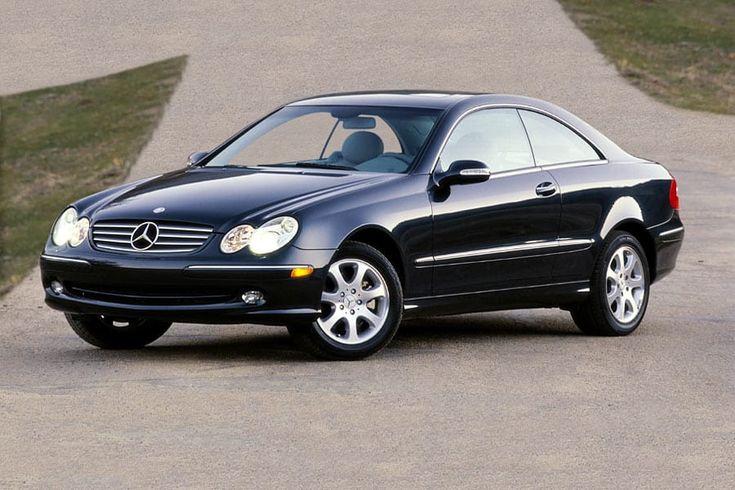 2004 Mercedes Benz Clk Cl Overview Cars