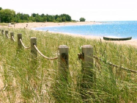 Southampton Beach, Ontario, Canada