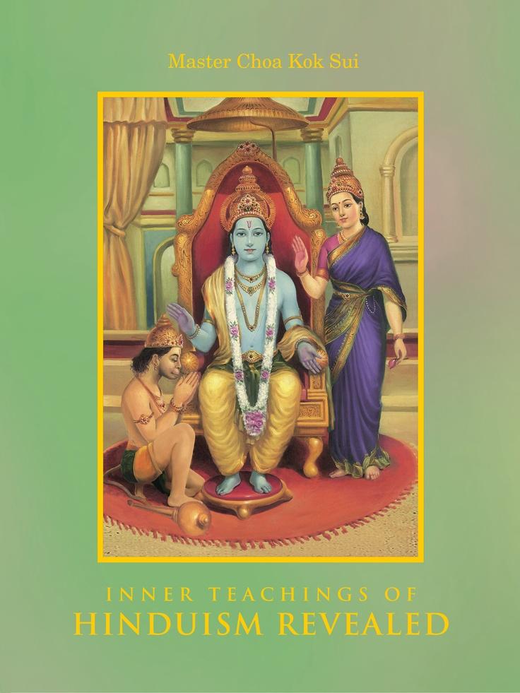 Hinduism Revealed by Master Choa Kok Sui    #MCKS #PranicHealing #books #Hinduism #religion