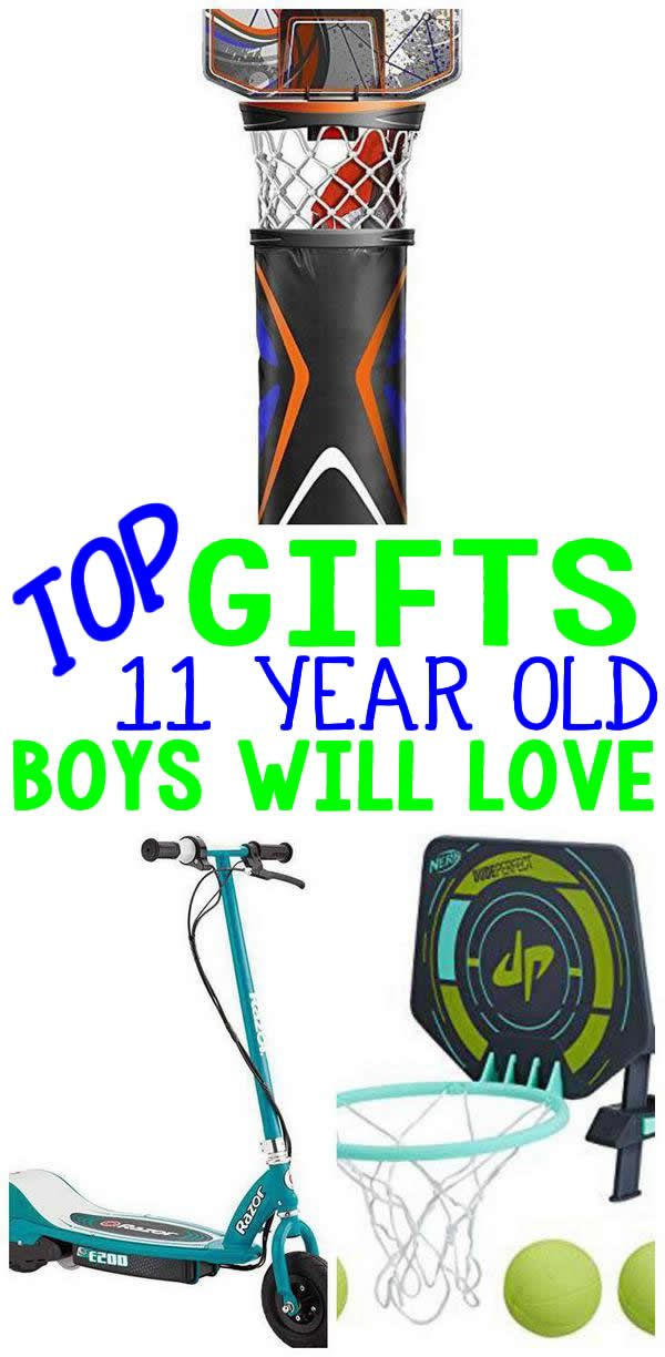 Top Gifts For 11 Year Olds Here Are The Best That Special Boys 11th Birthday Or Her Christmas Present Eleven Old Will Love Any Of