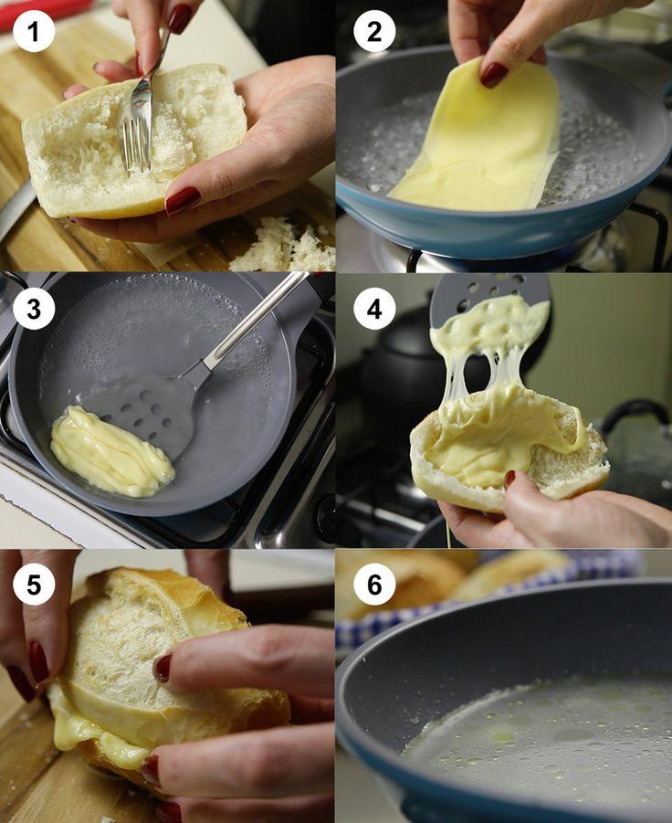 Há quem pense que fazer dieta significa abrir mão dos prazeres mais gostosos da vida, como degustar um queijo quente. A verdade é que você pode, sim.