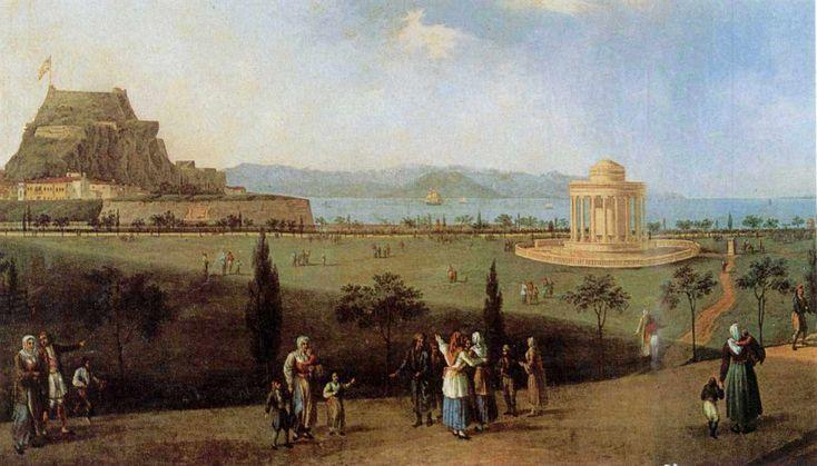 History of Corfu island | Corfu Benitses travel guide