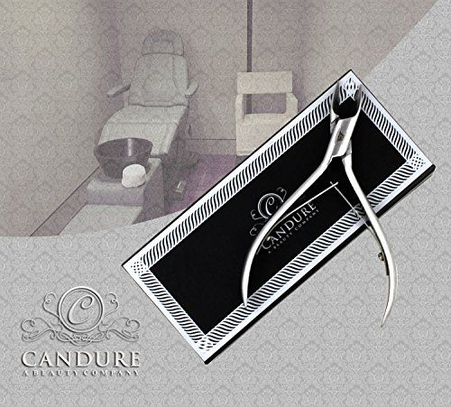CANDURE Toenail Clippers Cutters Nippers for thick toenails - Toenail Ingrowing Nail Clippers