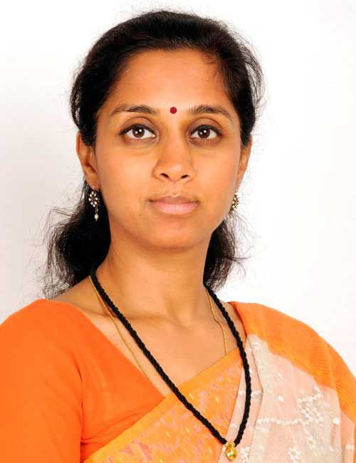 supriya sule hot young female politician of indian hot