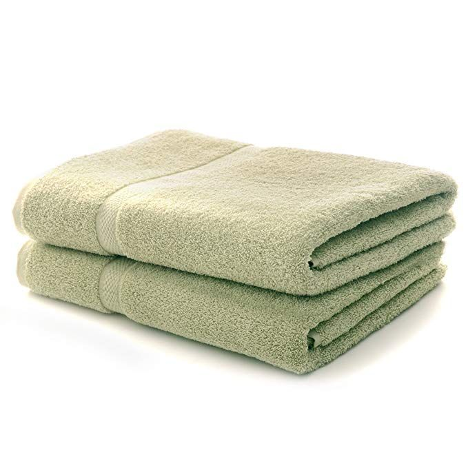 Cheer Collection Set Of 2 Luxurious Hotel Quality Highly Absorbant