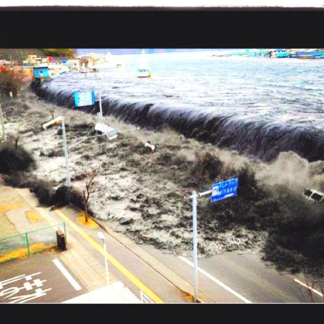 Earthquake Japan 11.3.2011